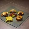 Rôti de dinde et ses légumes caramélisés