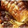 Rôti de porc aux abricots