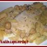 Rôti de porc aux salsifis en cocotte
