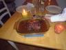 Rôti de Porc gingembre confit et abricots secs
