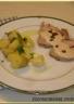 Rôti de veau sauce au thon (vitello tonnato)