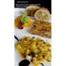 Rouleau de canard aux deux abricots en épices chaudes son croquant de fruits secs à la salsa d'ab...