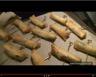 Rouleaux croustillants au saumon fumé