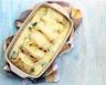 Roulés de jambon au beurre de poireaux gratinés
