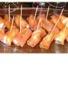 Roulés de saumon fumé fromage de chêvre frais et figues