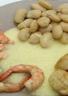 Sabayon fruits de la passion aux Saint-Jacques langoustines et haricots