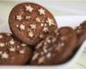 Sablés de Noël au gingembre et chocolat