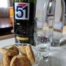 Sablés olives vertes romarin