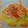 Saint-Jacques aux endives à l'orange et pancetta