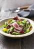 Salade au thon mi-cuit