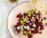 Salade auvergnate de betteraves aux noix