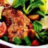 Salade Caesar au lapin gourmande