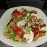 Salade César au poulet gourmande