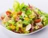 Salade composée aux fromages