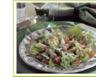 Salade composée aux moules et à la tomate