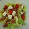 Salade composée du soleil