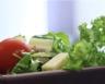 Salade composée simple