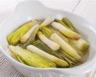 Salade d'asperges et de poireaux