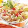 Salade d'endives à la déchirade de jambon