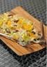 Salade d'endives au goût d'automne