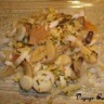 Salade d'endives au pamplemousse