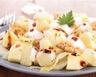 Salade d'endives aux pommes et noix