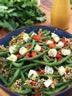 Ma recette de salade d'épeautre aux haricots verts et bleu - Laurent Mariotte