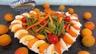 Salade d'été aux abricots