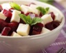 Salade de betteraves et de feta