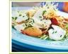 Salade de cabillaud au pamplemousse