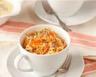 Salade de carottes et pommes rapées