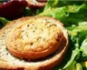 Salade de chèvre chaud d'Aurélie