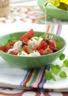 Salade de chèvre frais à l'origan