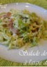 Salade de chou à l'aigre doux