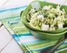 Salade de chou blanc pomme et féta