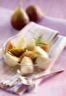 Salade de crottin de chèvre aux figues