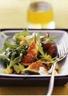 Salade de figues rôties au fromage de brebis
