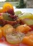 Salade de fruit fin d'été