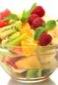 Salade de fruits croustillante de Cyril Lignac