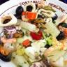 Salade de fruits de mer thaï