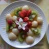Salade de fruits jolie jolie jolie