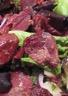 Salade de gésiers de canard aux pignons de pin