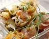 Salade de haddock et de harengs aux pommes de terre