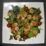 Salade de la mer inratable