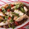 Salade de lentilles au poulet