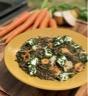 Laurent Mariotte : Salade de lentilles carottes et brebis frais
