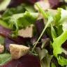Salade de magret et foie gras
