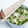 Salade de panais aux poires lard et gruyère AOC