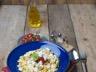Salade de pâtes au chèvre