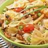 Salade de pâtes au poulet classique